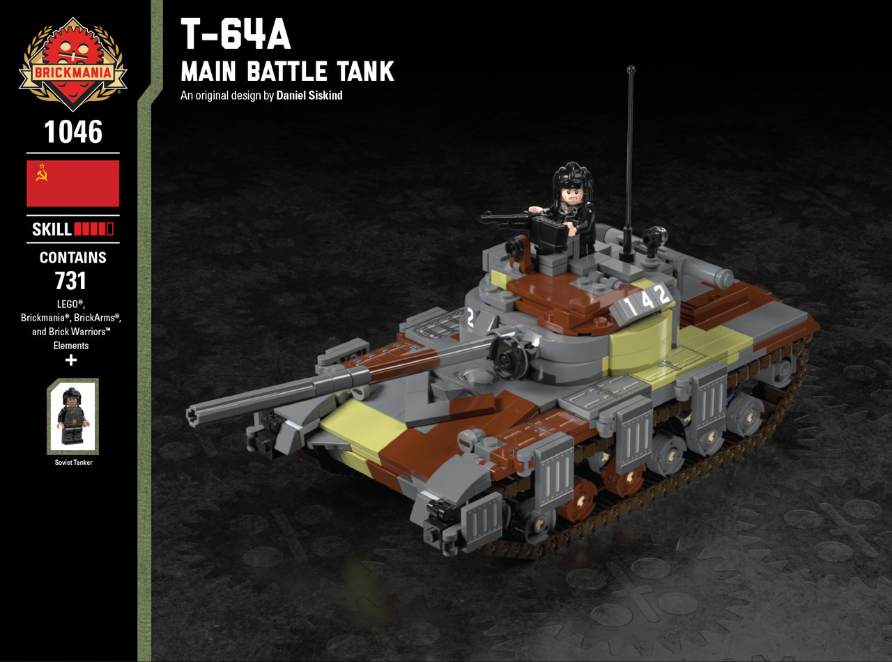 T-64A - Main Battle Tank