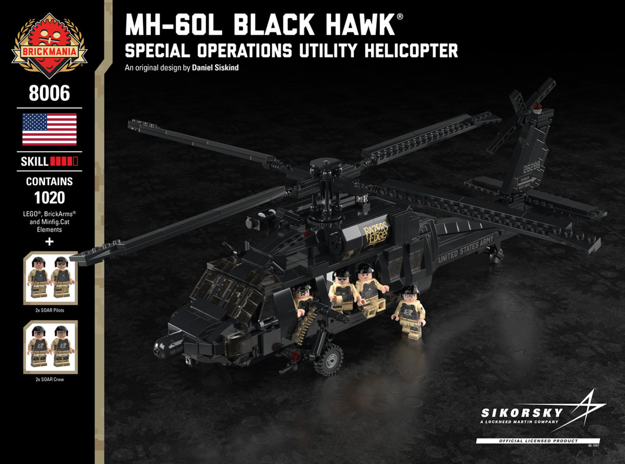 MH-60L Black Hawk® - Special Operations Utility Helicopter