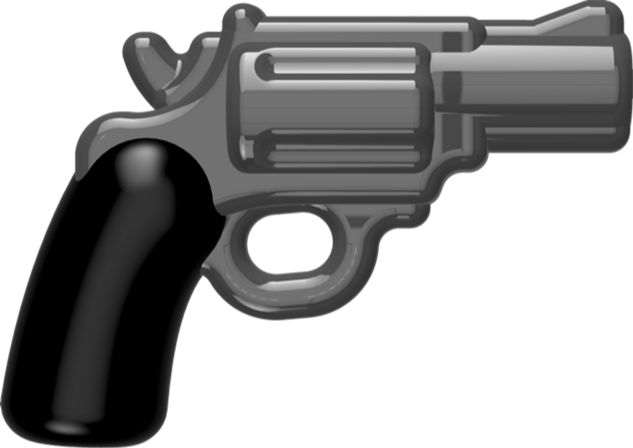 BrickArms Reloaded Overmolded Snubnose Revolver