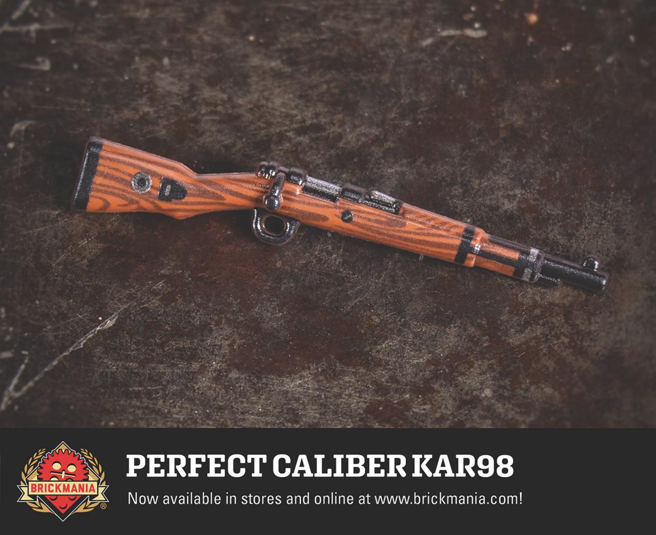 Brickmania® Perfect Caliber™ BrickArms® Kar98