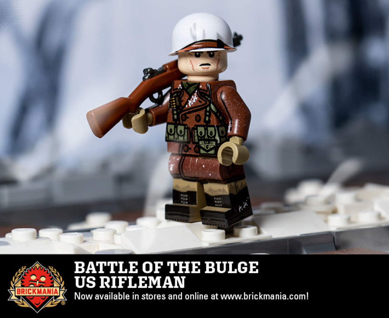 Battle of the Bulge U.S. Rifleman