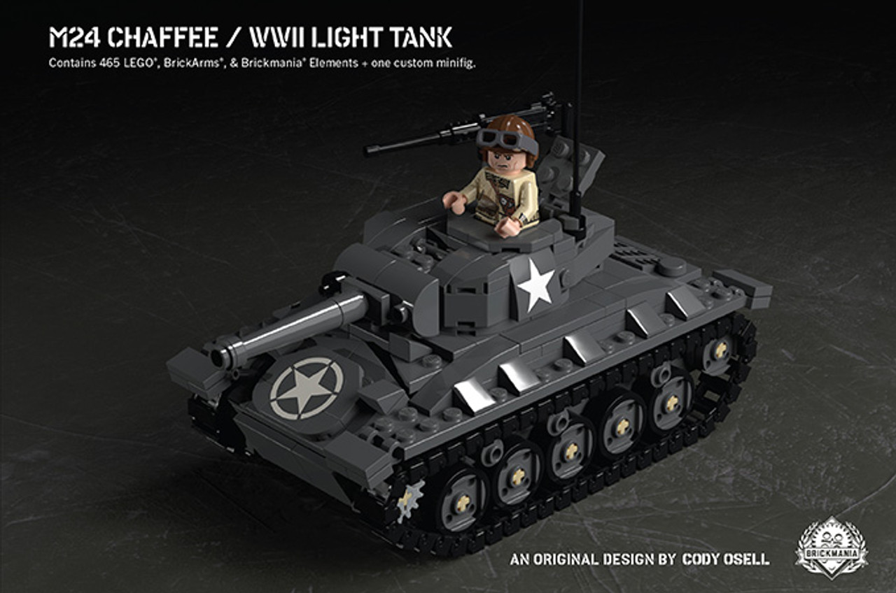 M24 Chaffee - WWII Light Tank