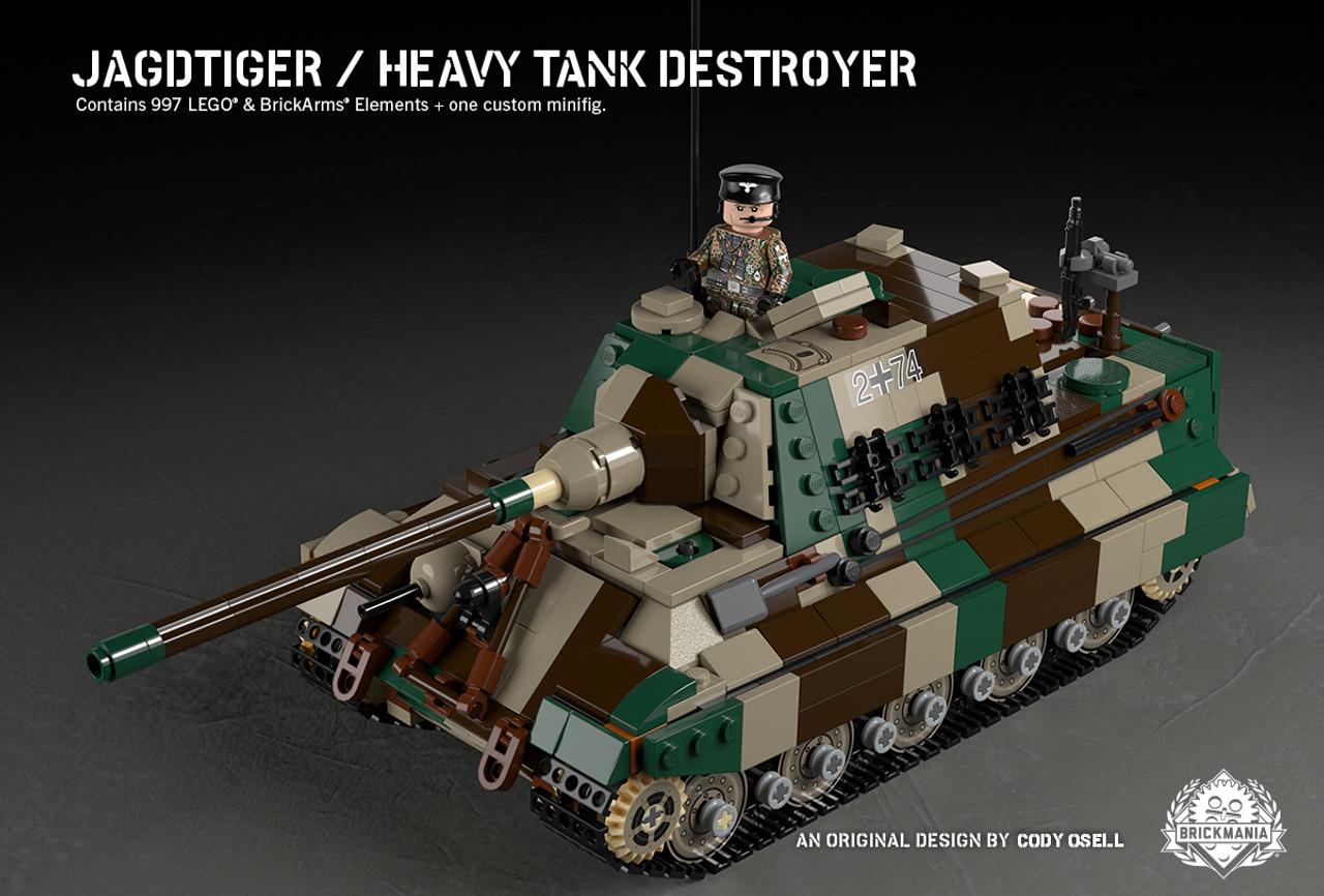 Jagdtiger - Heavy Tank Destroyer