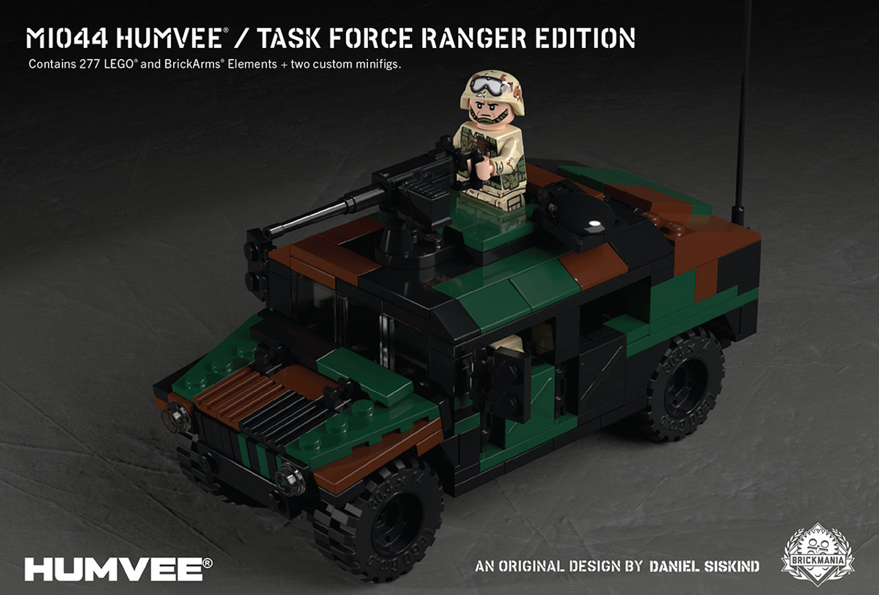 M1044 HUMVEE® - Task Force Ranger Edition