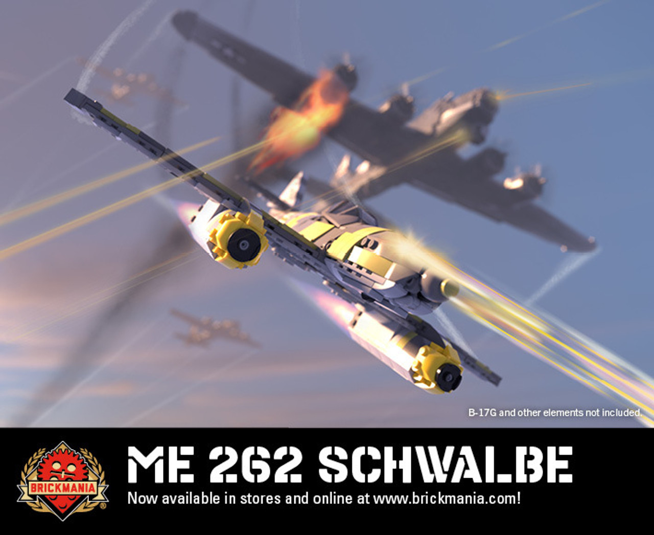 Me 262 Schwalbe - WWII Jet-Powered Fighter