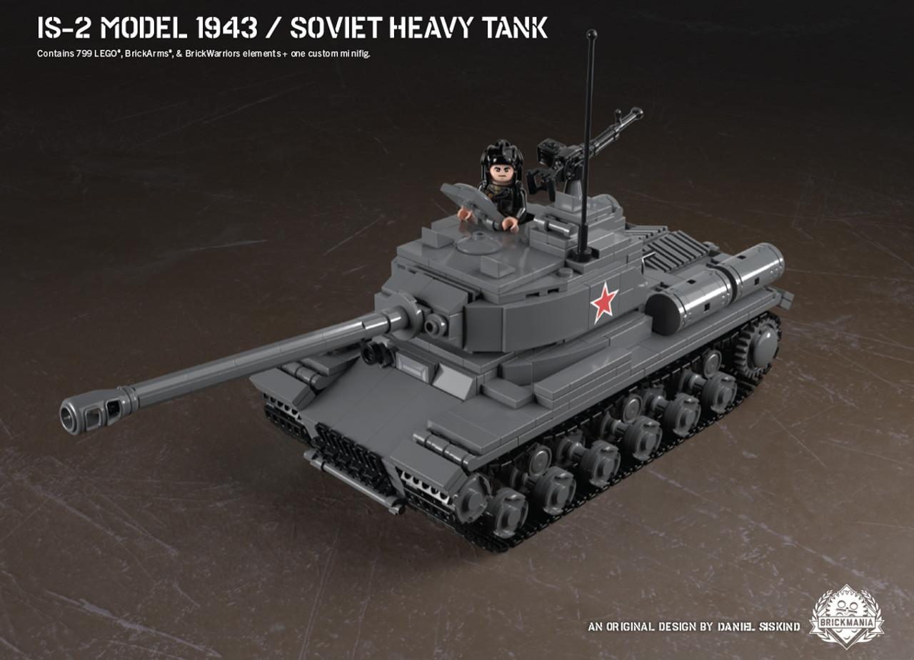 IS-2 - Soviet Heavy Tank