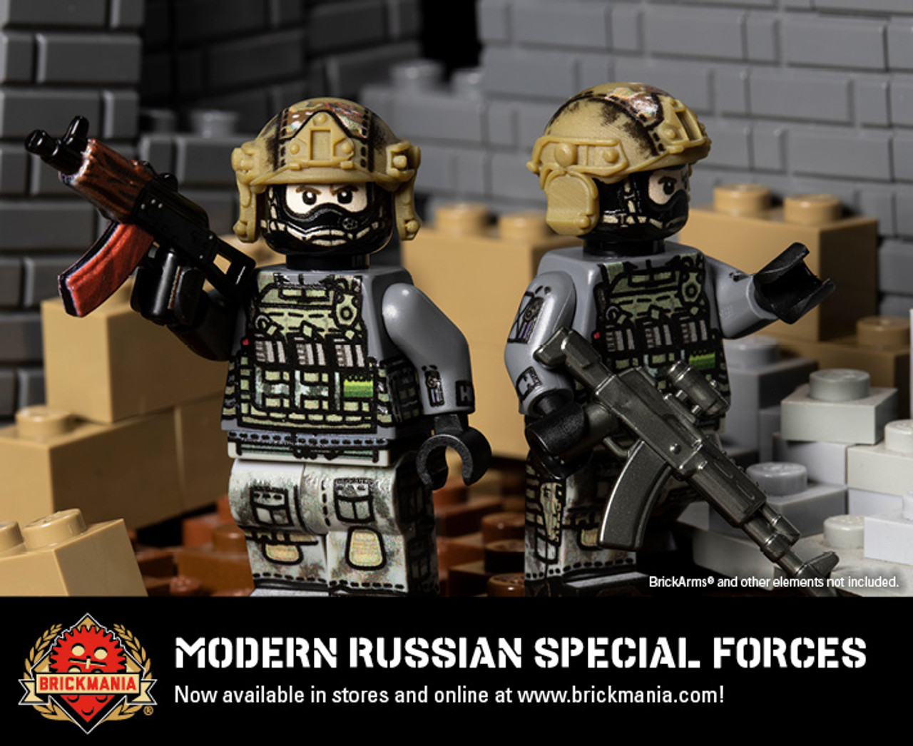 Modern Russian Special Forces