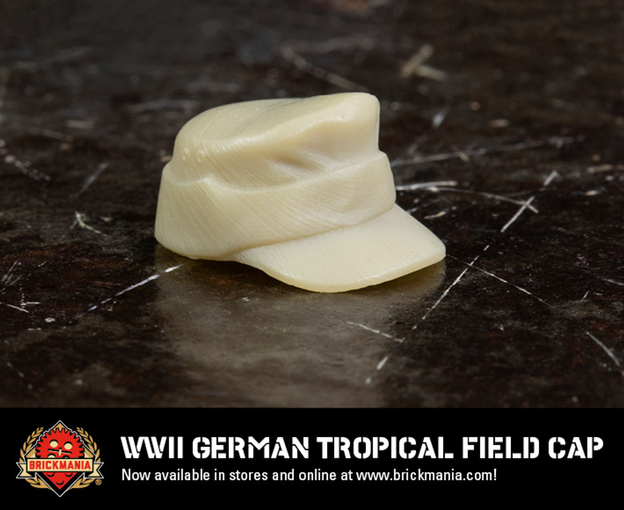 WWII German Tropical Field Cap