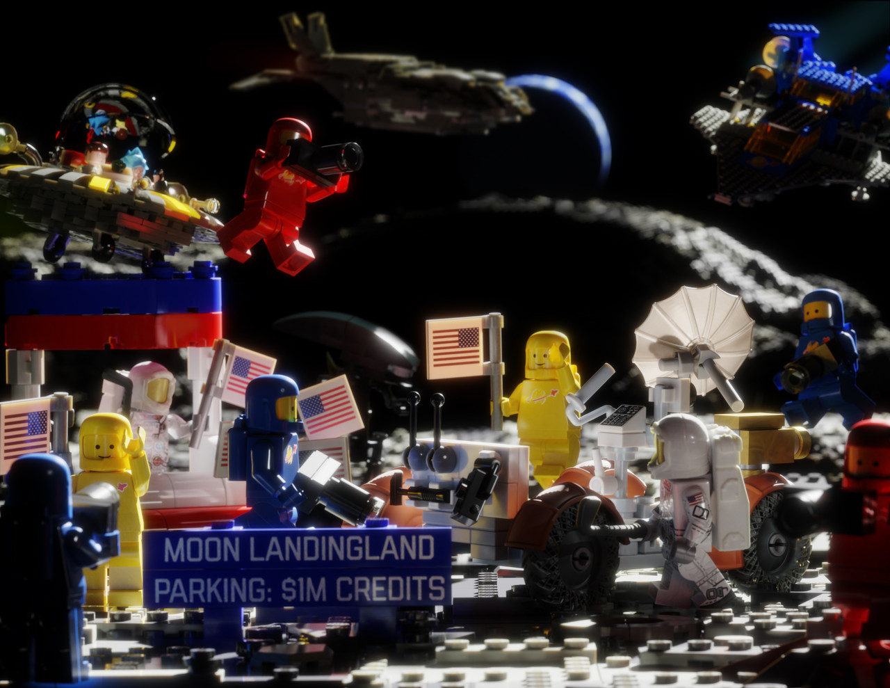 LRV - Lunar Rover Vehicle