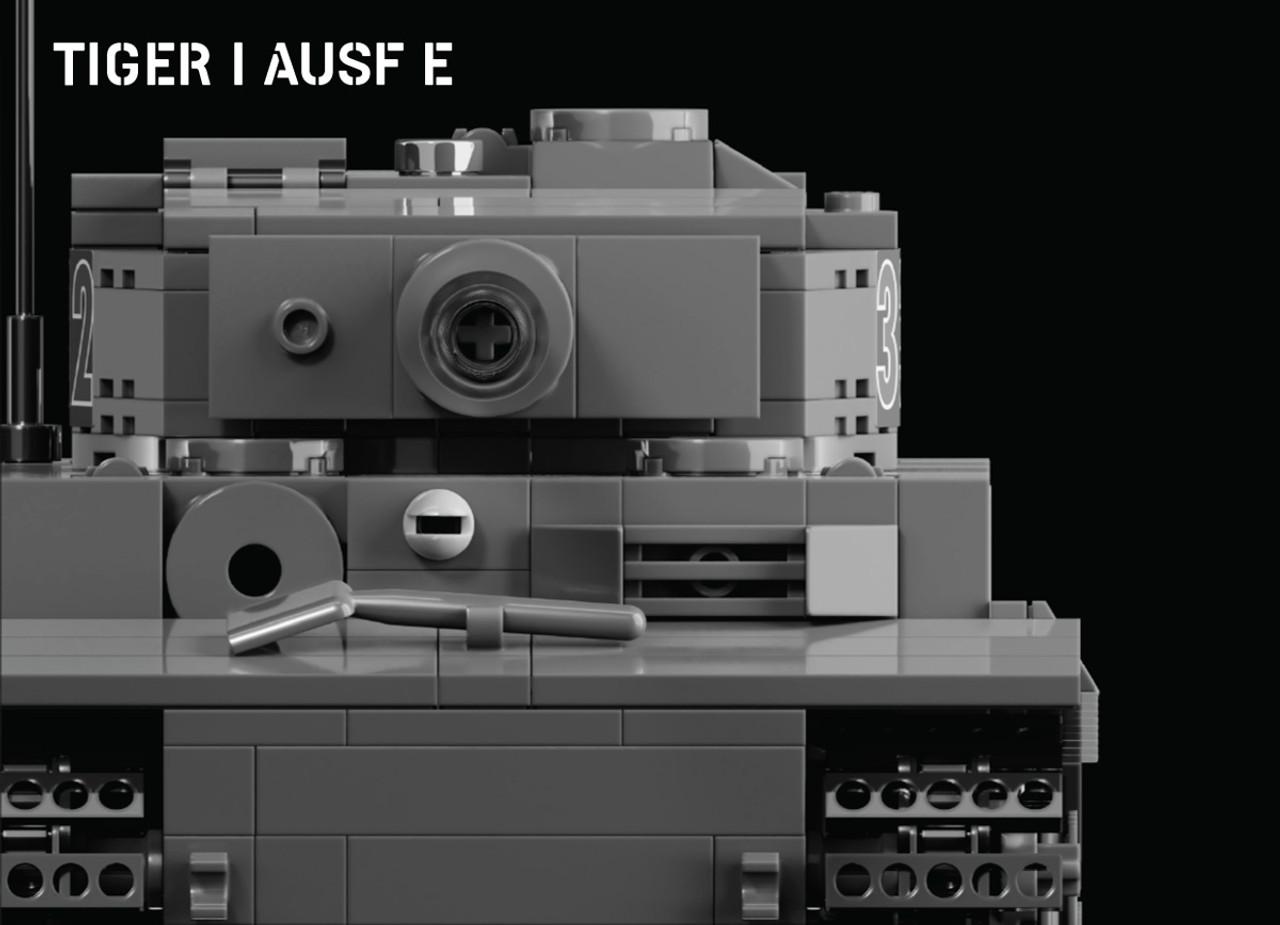 Tiger I Ausf E - WWII Heavy Tank