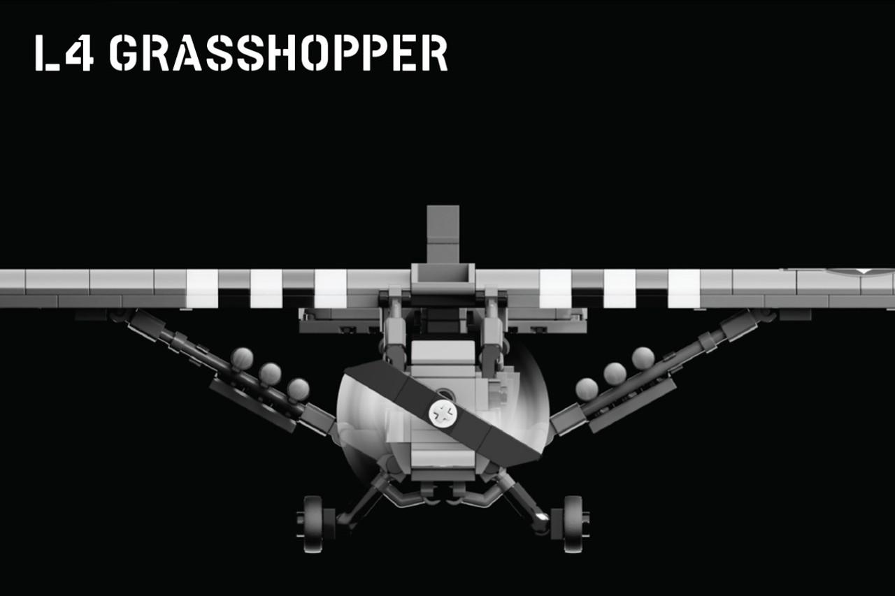 L4 Grasshopper - WWII Liaison Aircraft