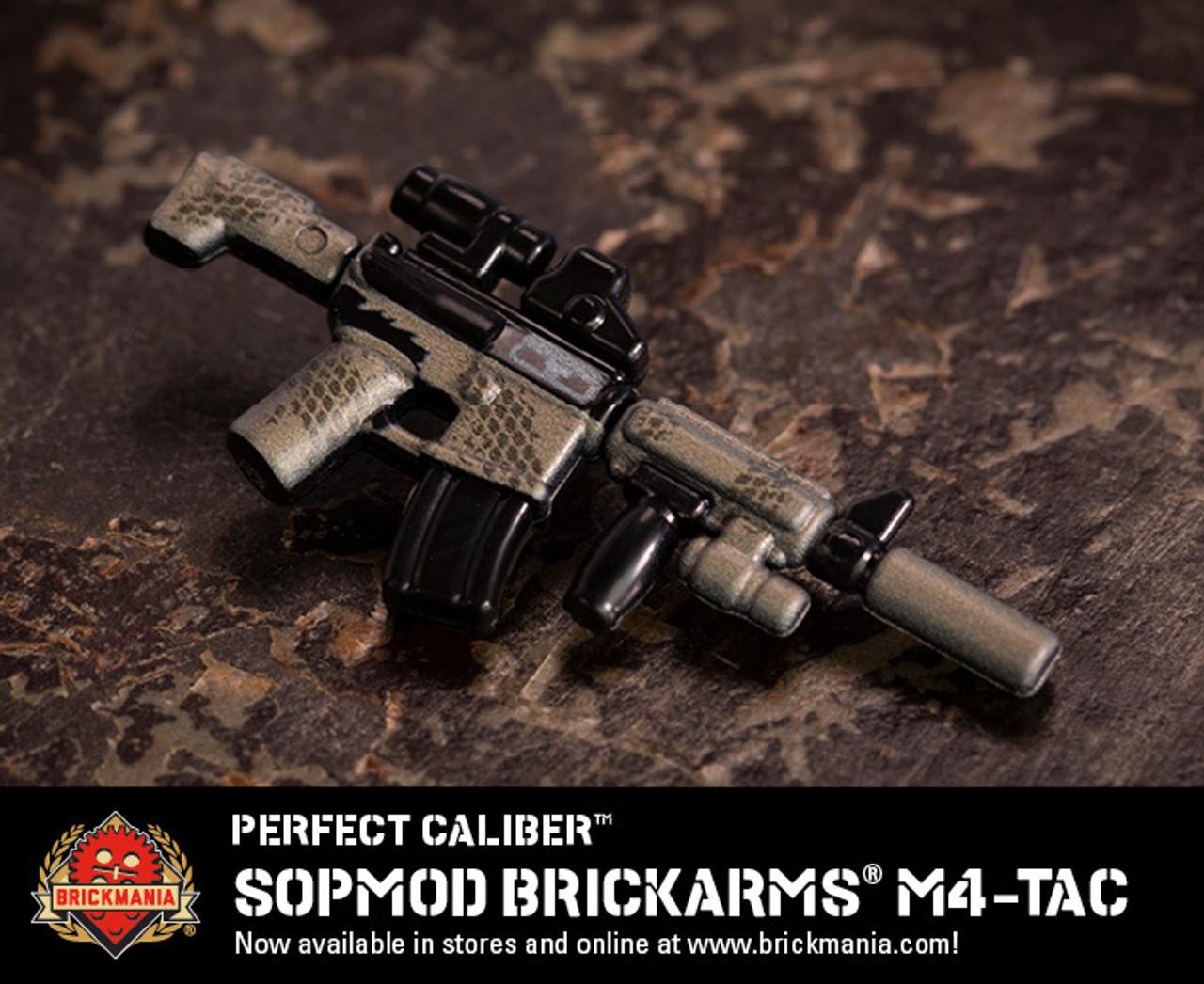 Perfect Caliber™ SOPMOD BrickArms® M4-TAC