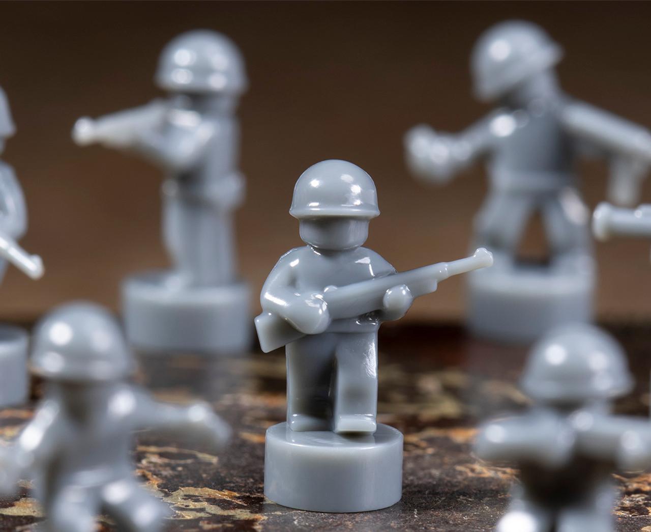 Nano Soldier Figures