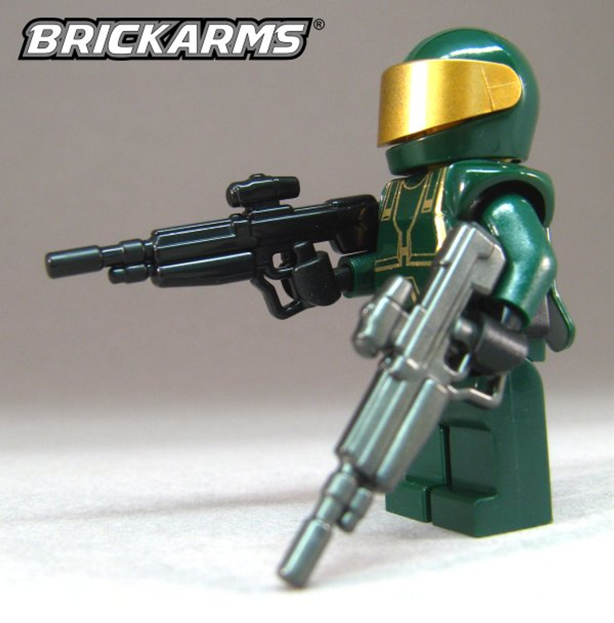 BrickArms Experimental Designated Marksman's Rifle (XDMR)
