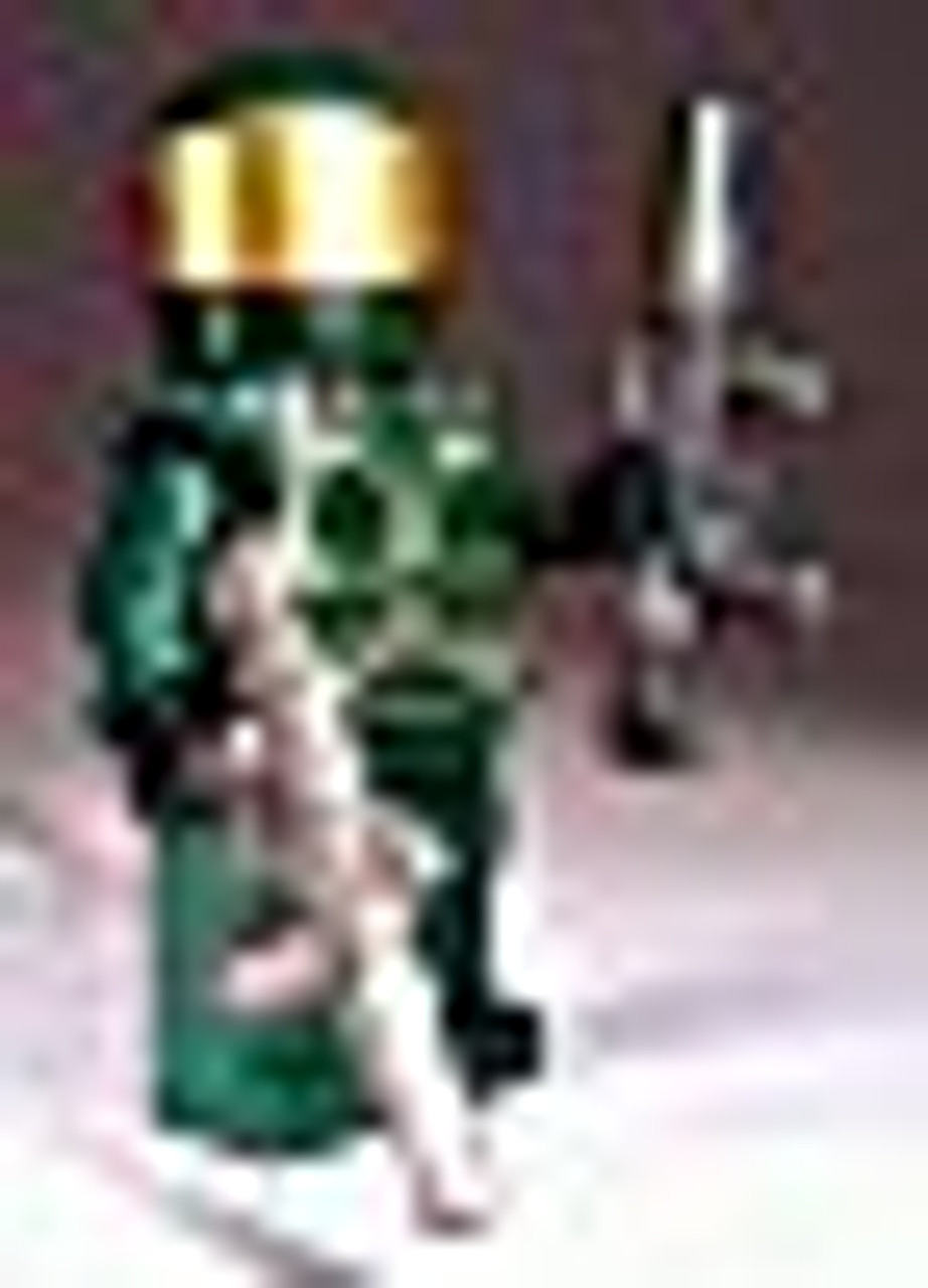 BrickArms Experimental Model #7 Suppressed (XM7S)