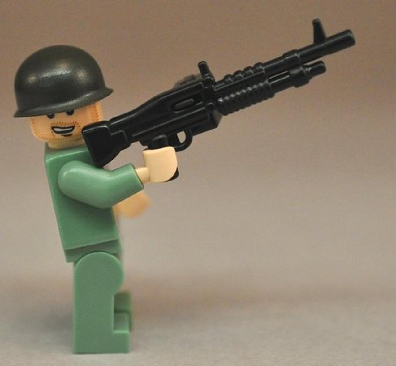 brickarms m60 lmg brickmania toys