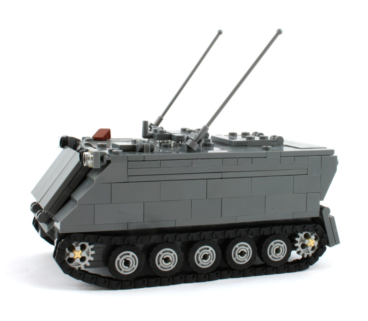 M113 APC (Armored Personnel Carrier)