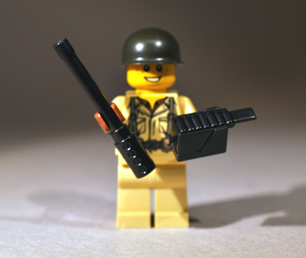 Extra components sold separately. Minifig not included!