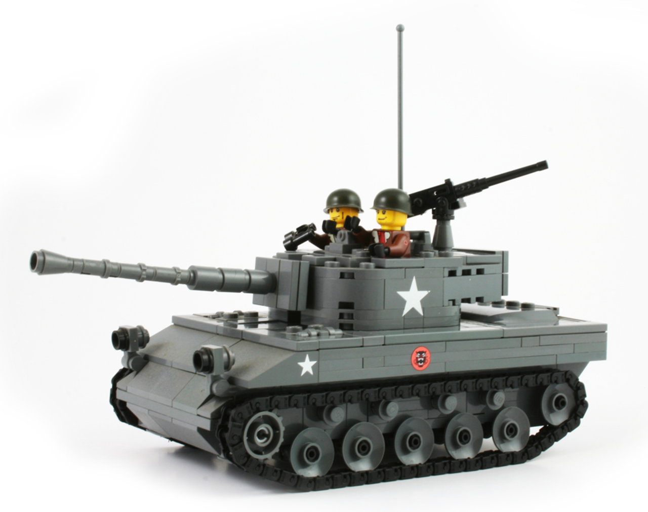 M18 Hellcat with M2HB