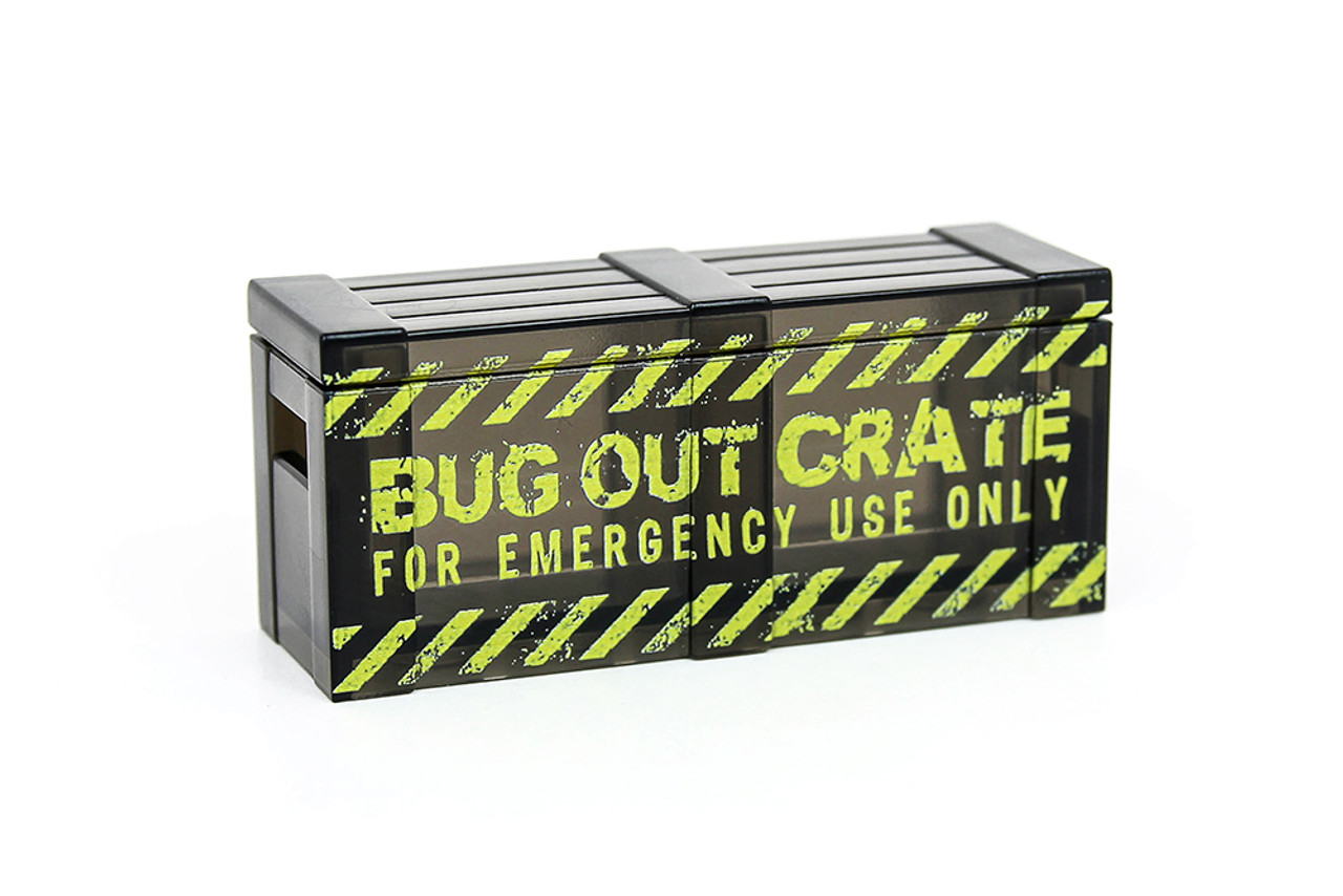 BrickArms Bug Out Crate
