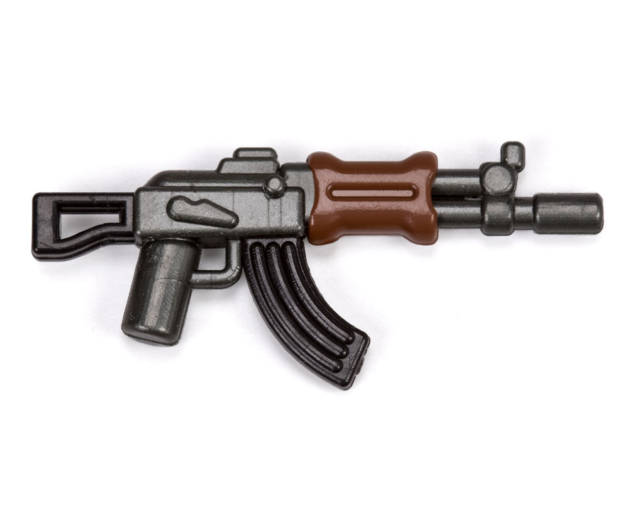 BrickArms Reloaded Series 2 Weapons AK-47 Custom Accessory for Minifigure NEW