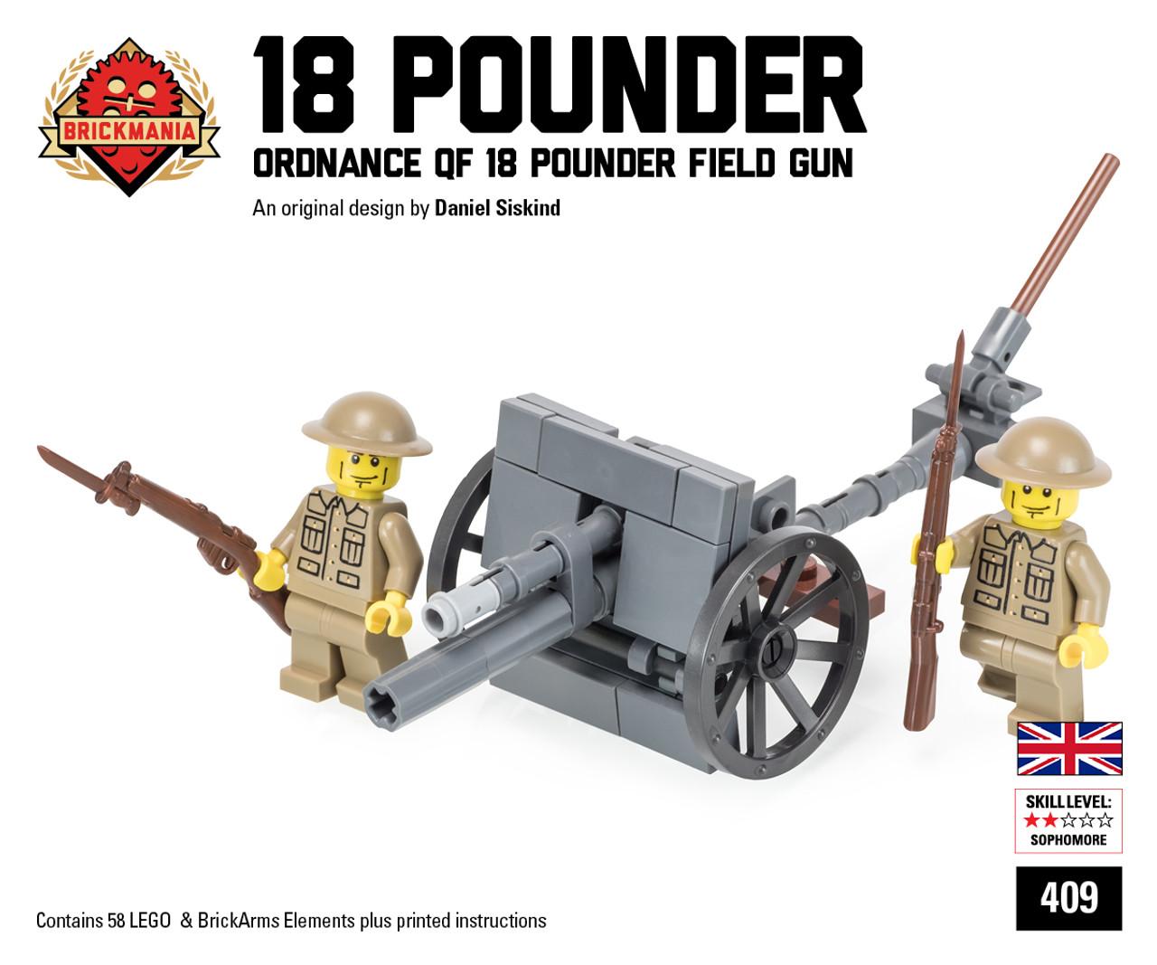 Ordnance QF 18 Pounder Field Gun
