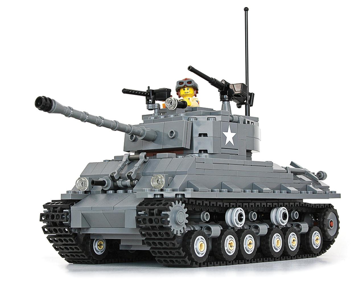 Easy Eight - M4A3E8(76)W Sherman Tank Kit