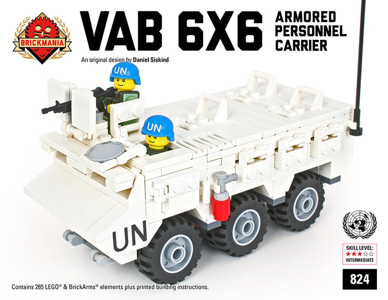 1x LEGO® 6x6 Baukästen & Konstruktion LEGO Bau- & Konstruktionsspielzeug