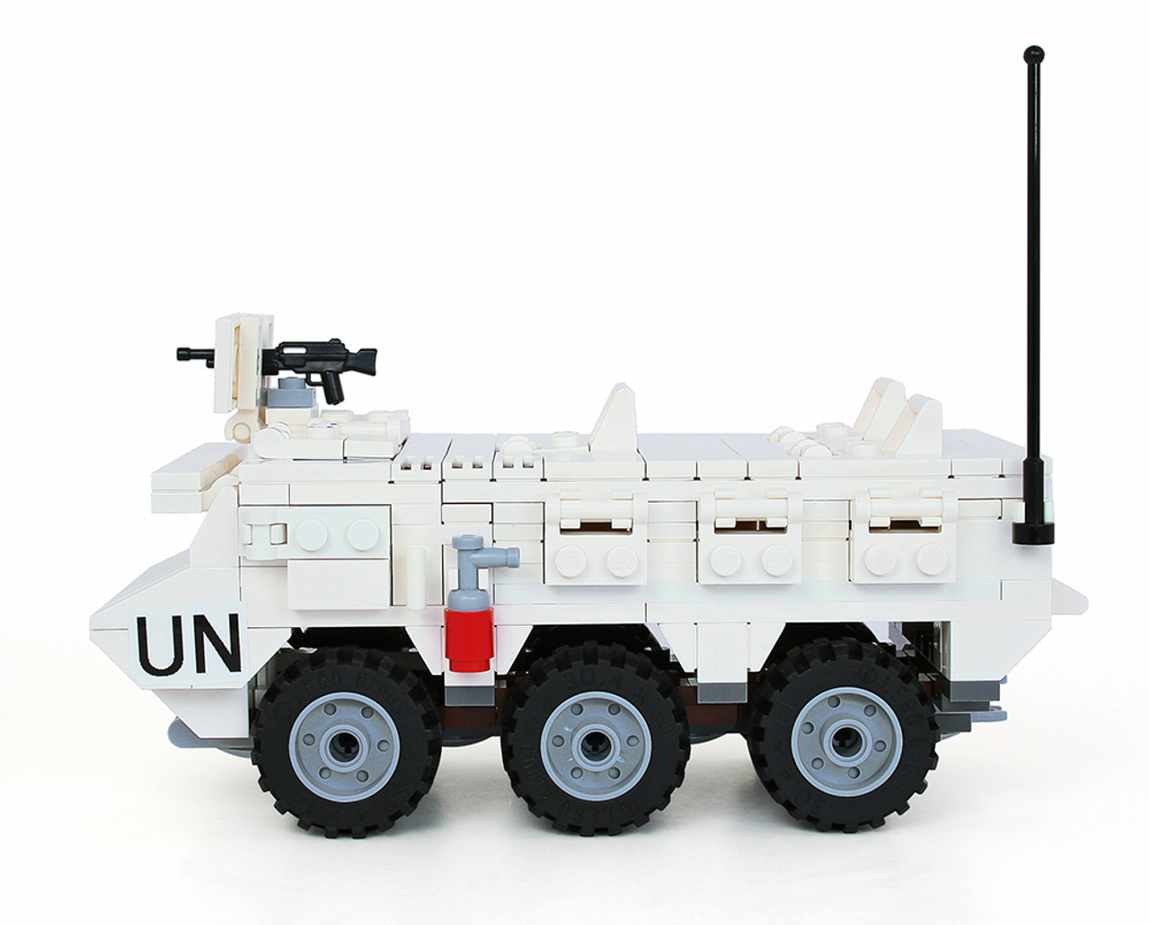 VAB 6x6 Armored Personnel Carrier - Team United Nations