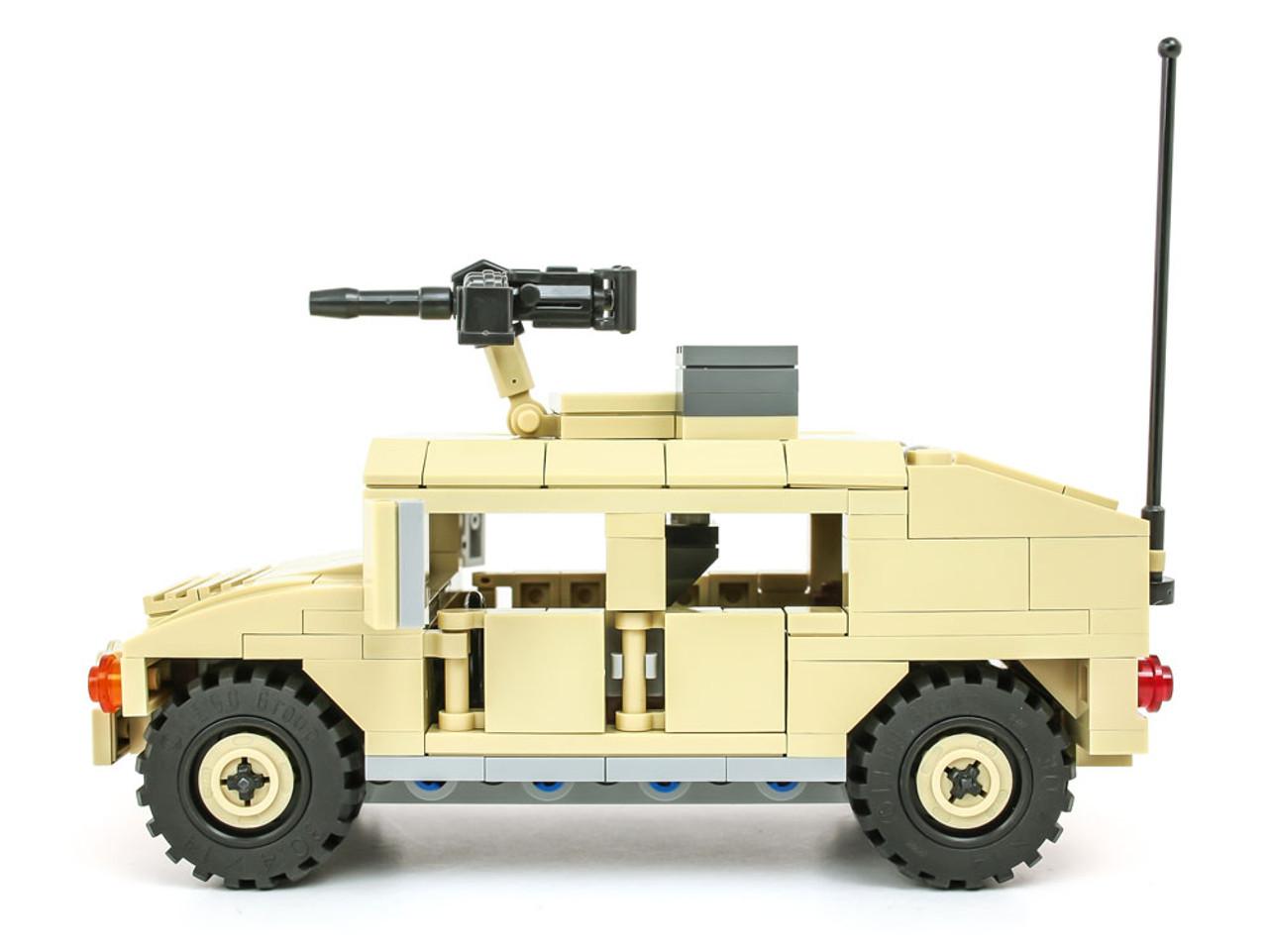 HMMWV + Mk 19 Grenade Launcher