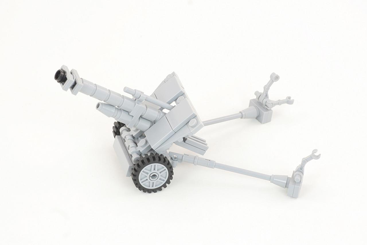 10.5cm leFH 18/40 Light Field Howitzer
