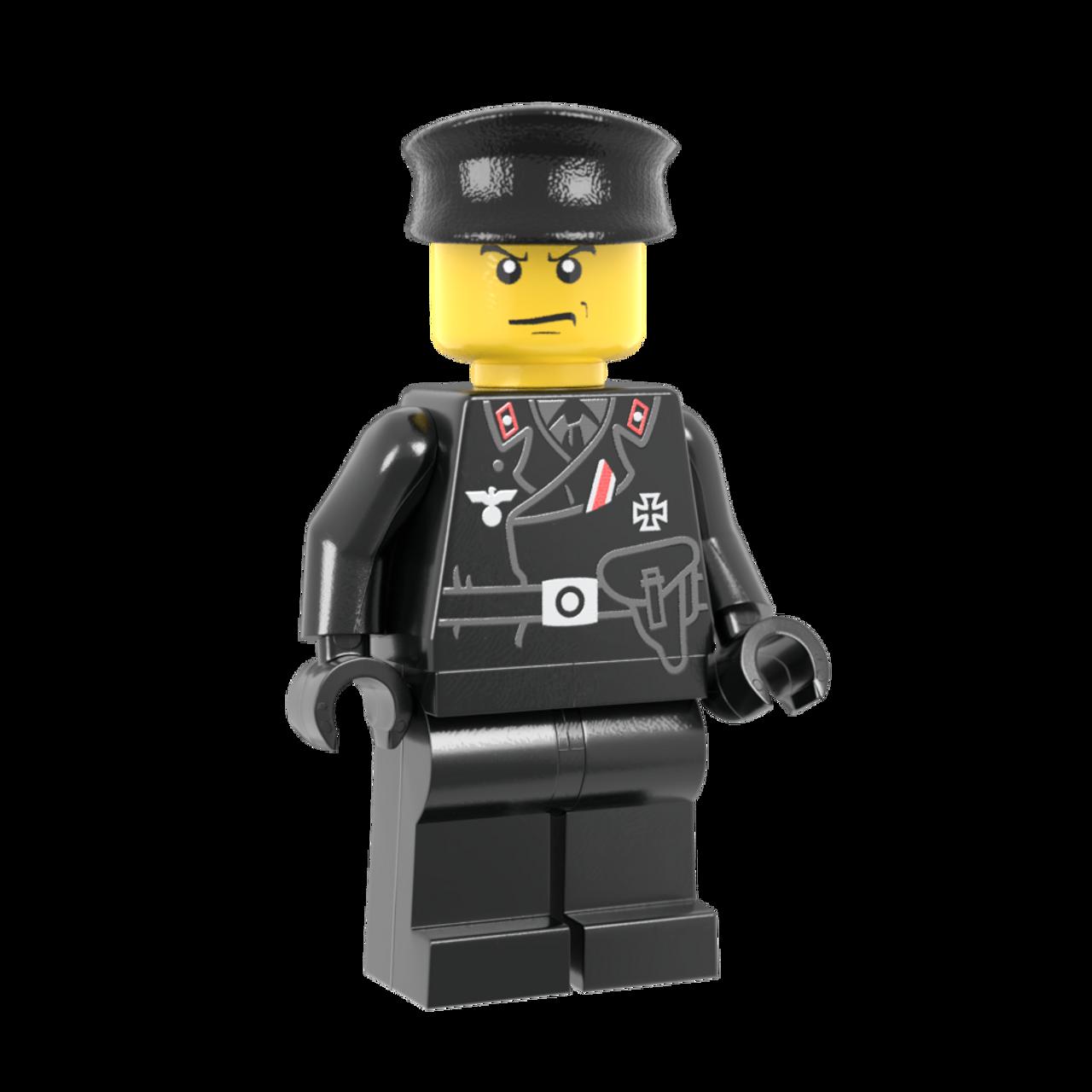 WWII German Panzer Commander V2