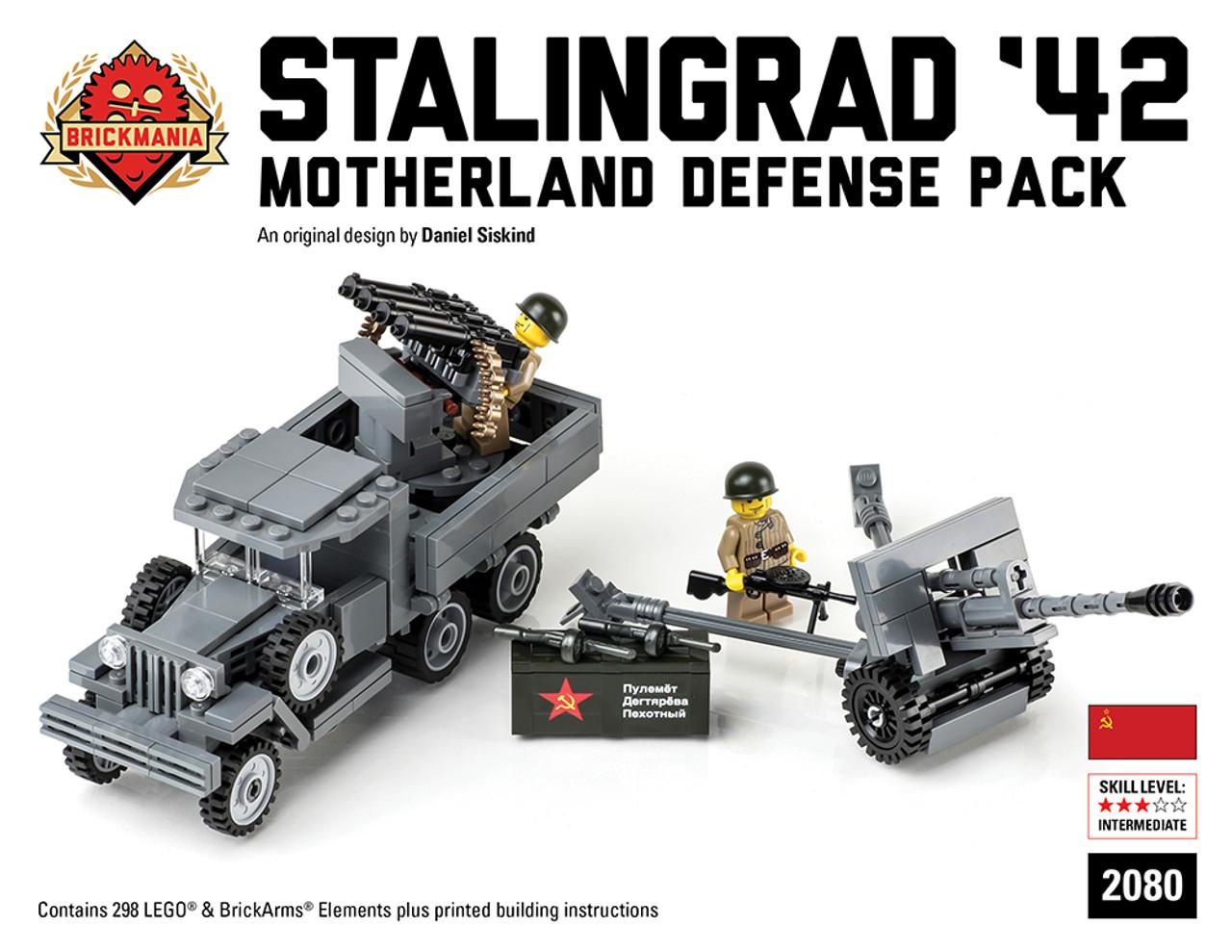 Stalingrad '42 Motherland Defense Pack