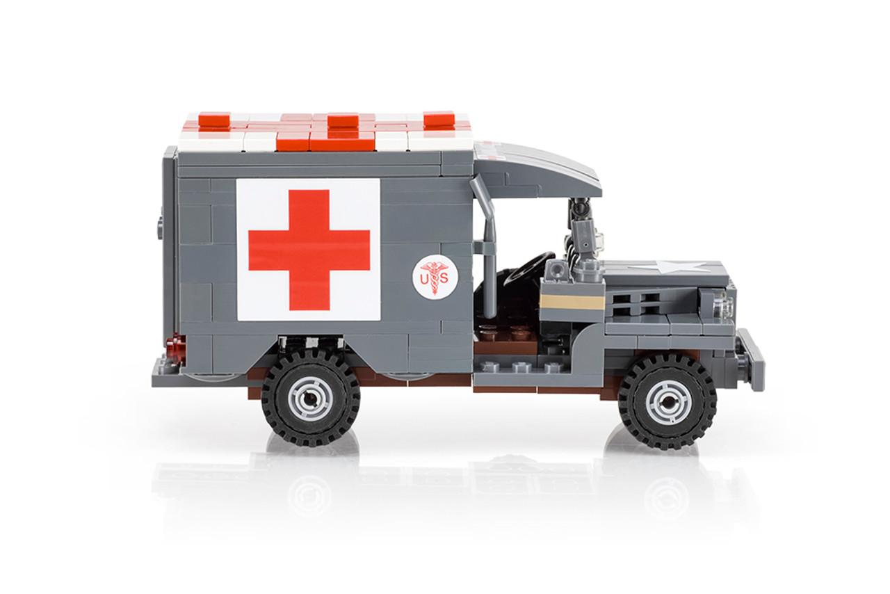 Dodge WC-64 KD Truck 4x4 Ambulance