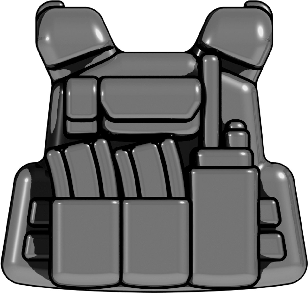 BrickArms Plate Carrier Vest PCV - Signal
