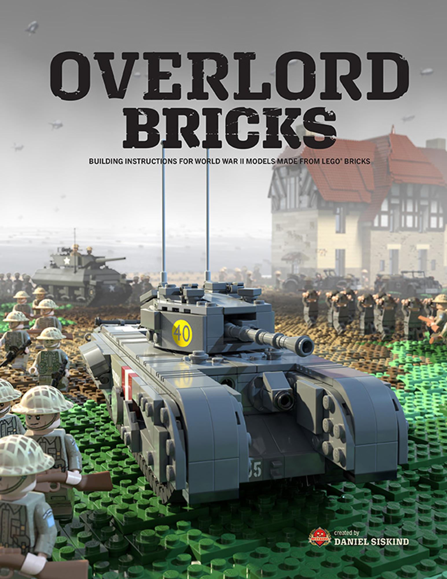 Overlord Bricks - Digital Building Instructions - Digital Building Instructions