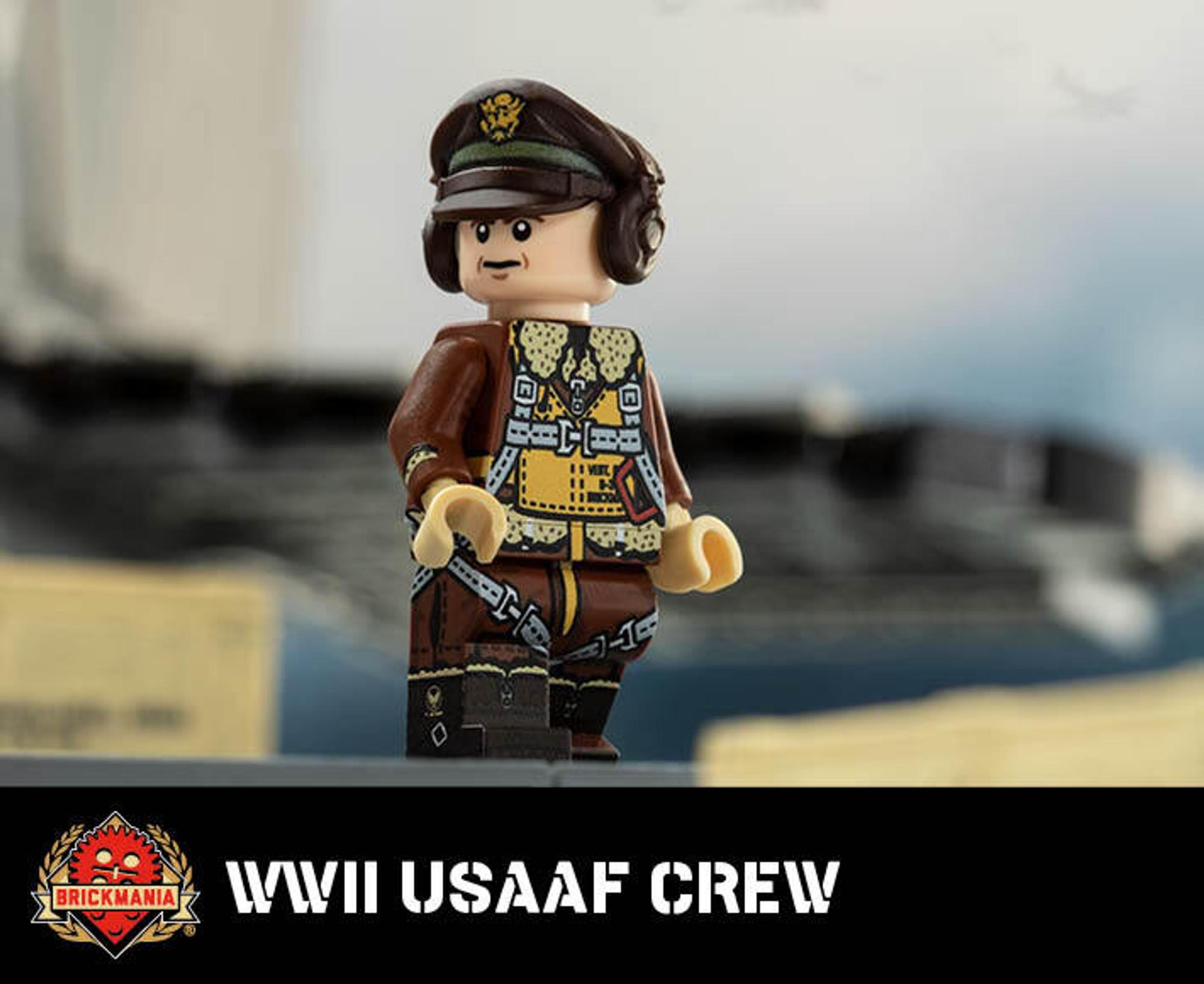 WWII USAAF Crew