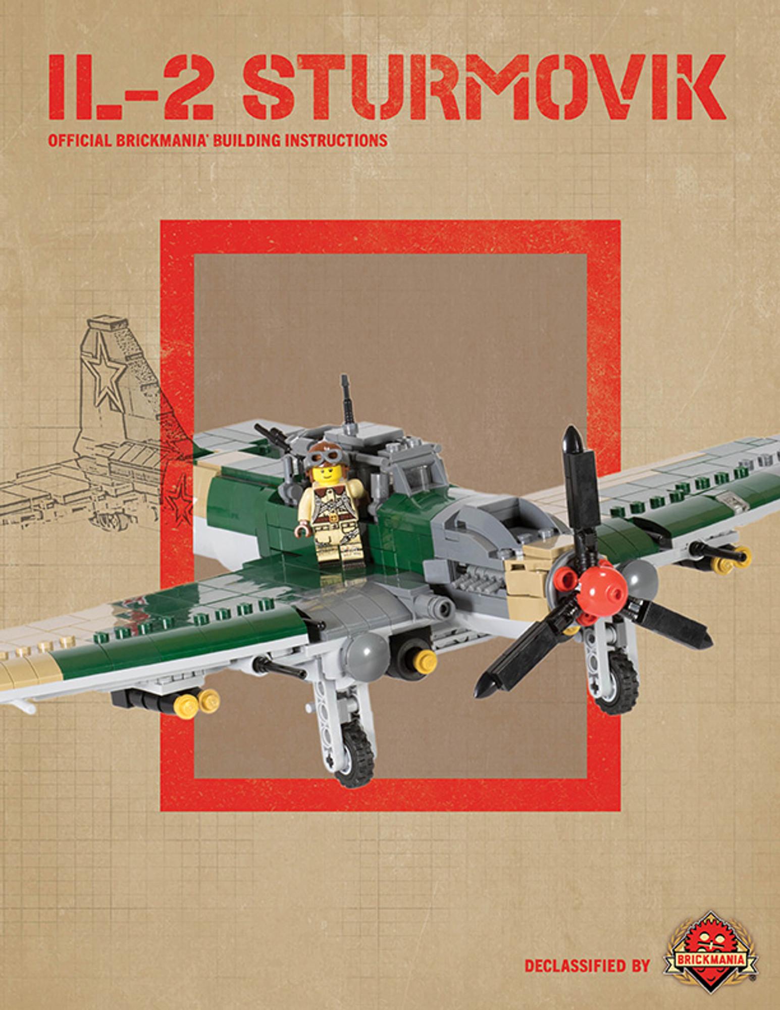 Il-2 Sturmovik - Digital Building Instructions