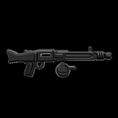 BrickArms® MG42 w/Ammo Drum