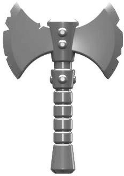 BrickArms Battle Axe