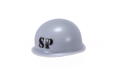 BrickArms Navy Shore Patrol Helmet