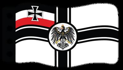 Flag - German (Imperial War)