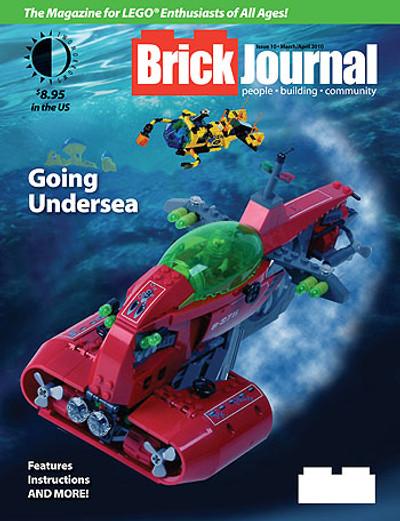 BrickJournal #10