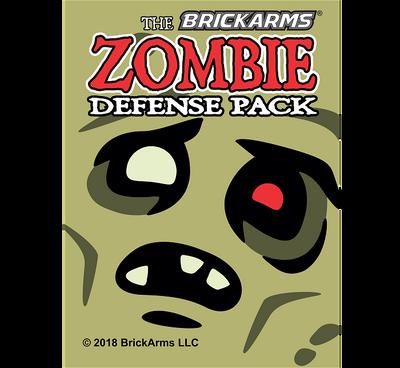 BrickArms® Zombie Defense Pack (2018)