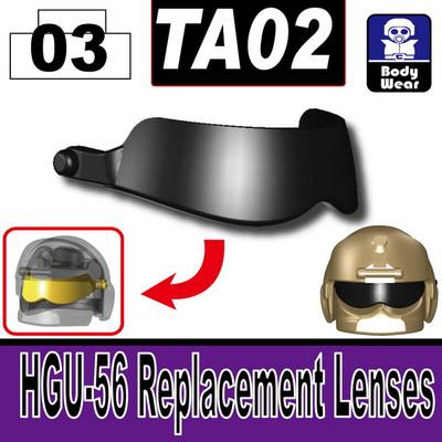Minifig.Cat Replacement Lenses (TA02)