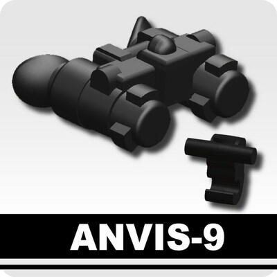 Minifig.Cat Night Vision (ANVIS-9)