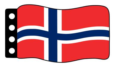 Flag - Norway Flag