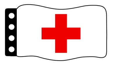 Flag - Red Cross Flag