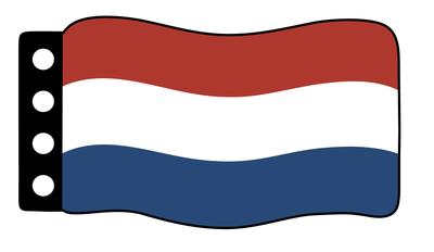Flag - Netherlands Flag