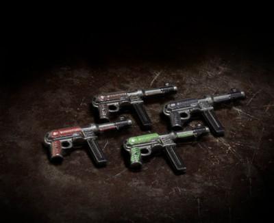Perfect Caliber™ BrickArms® MP40